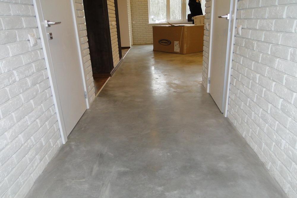 Полы бетон раствор цементный для стяжки
