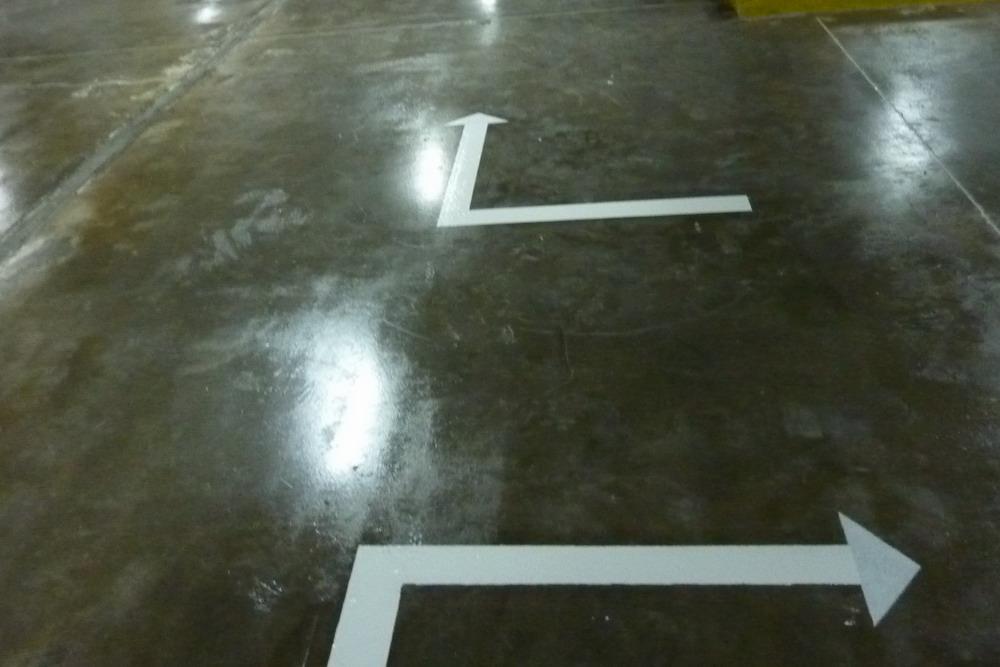 бетон беспыльный